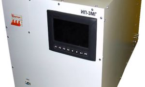 Источник питания «ИП-3МГ» для многомагнетронной СВЧ установки плазмохимического осаждения