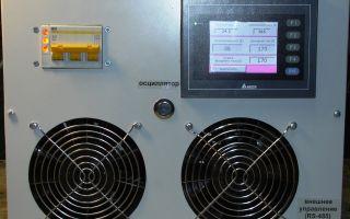 Программируемый источник тока ксеноновой лампы высокого давления СПДТ-170