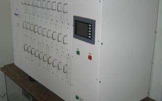 Источник питания тлеющего разряда установки плазмохимического осаждения СПП-29К