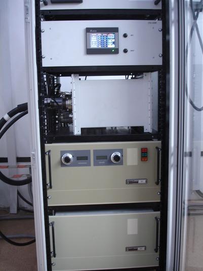 Блок формирования луча для электронно-лучевой пушки СПУ-200М